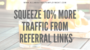 Squeeze 10% More Traffic From Referral Links