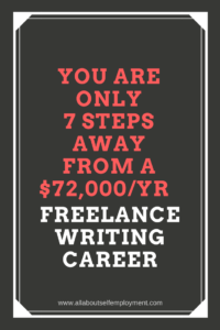 Become a Freelance Writer in 7 Simple Steps