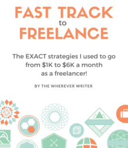 Become a Freelance Writer and Work from Home