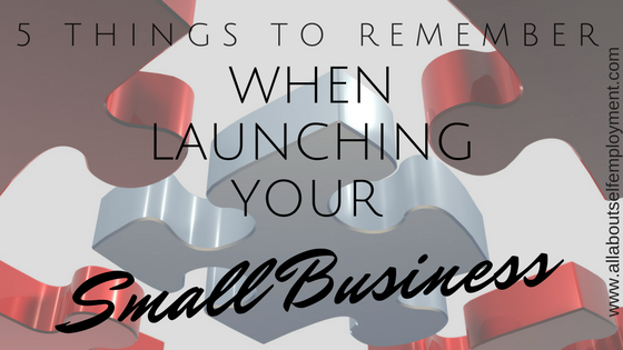 Five Things to Remember When Launching Your Small Business Blog